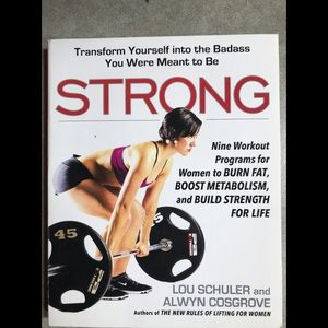 Strong book